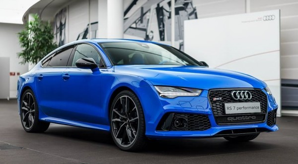 Voodoo Blue Audi RS7-0