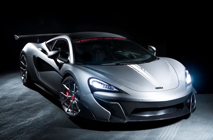 Vorsteiner Mclaren 570s Is Ready For Sema