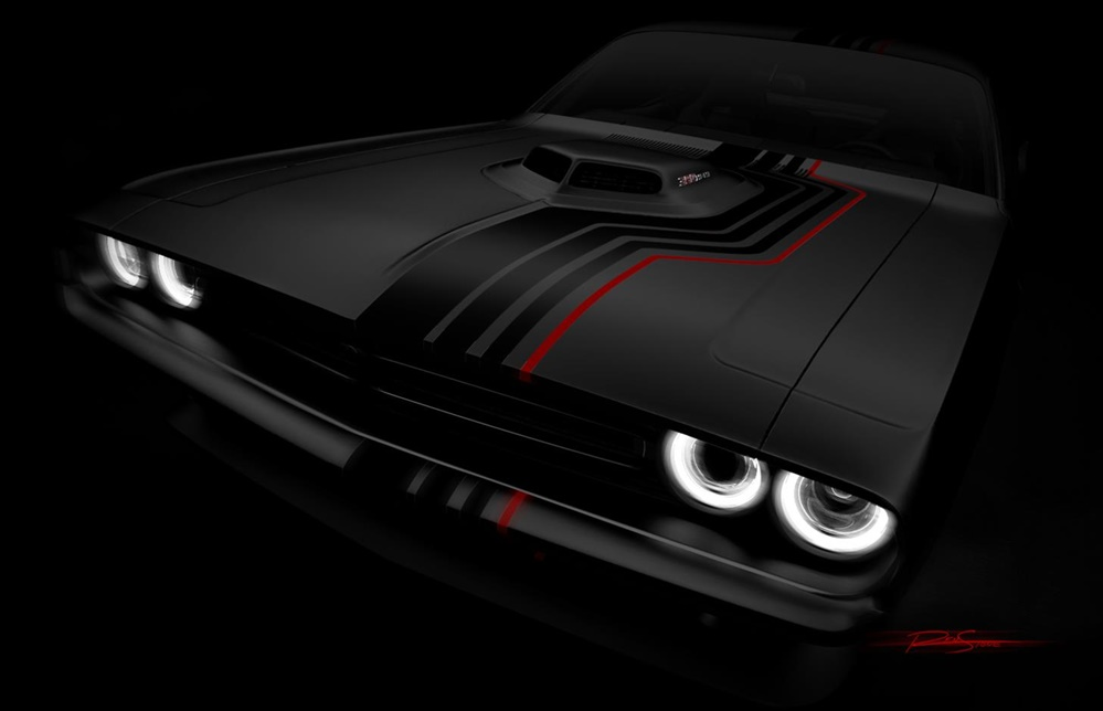 mopar sema 2016 0 at Mopar Previews SEMA 2016 Lineup