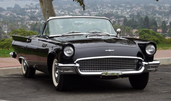 1957 Ford Thunderbird-Mecum-0