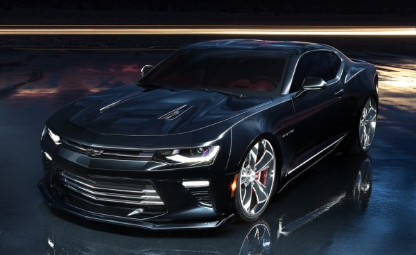 2016 SEMA Chevrolet CamaroSS Slammer 027 600x368 at SEMA Preview: Camaro SS Slammer