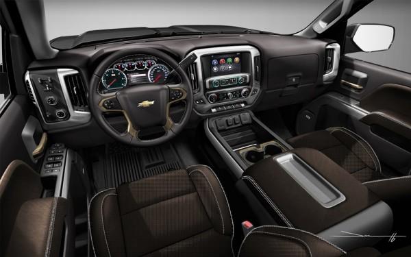 2016 SEMA Chevrolet Silverado HighDesert 021 600x375 at SEMA Preview: Silverado 1500 High Desert