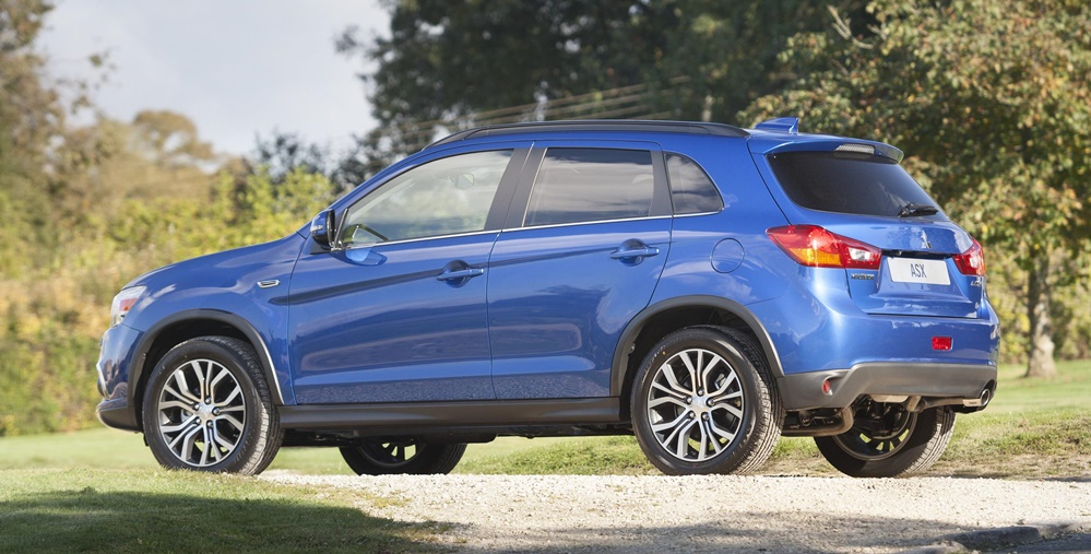 2017 mitsubishi asx launches in the uk. Black Bedroom Furniture Sets. Home Design Ideas