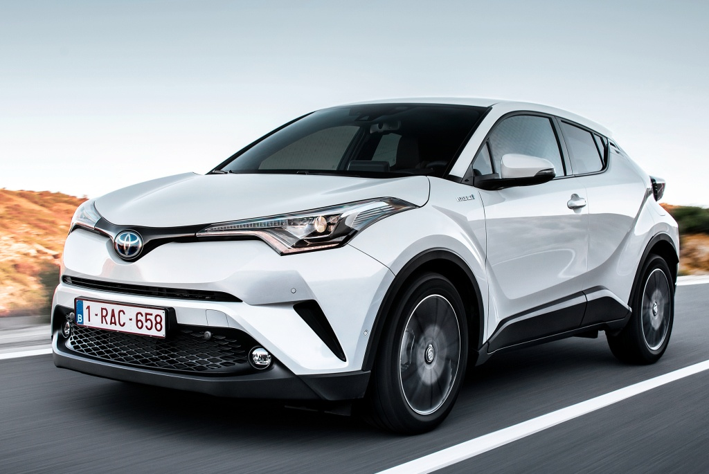 2017 Toyota C HR 9 175x175 at 2017 Toyota C HR – Details, Specs and