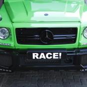 Alien Green Brabus G63 1 175x175 at Alien Green Brabus G63 AMG by RACE!