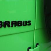 Alien Green Brabus G63 4 175x175 at Alien Green Brabus G63 AMG by RACE!