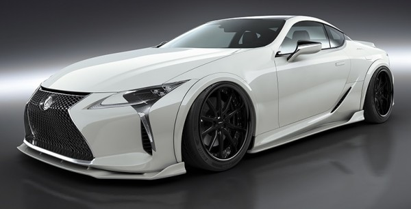 Artisan Lexus LC 500 Body Kit-0