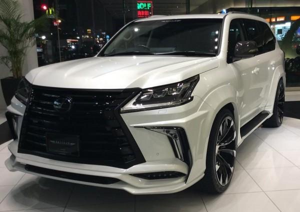 Artisan Lexus LX-0