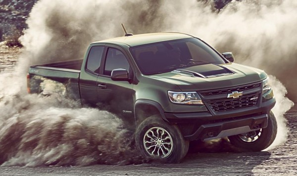 Chevrolet Colorado ZR2-0