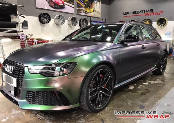 Colorflow Audi RS6-0