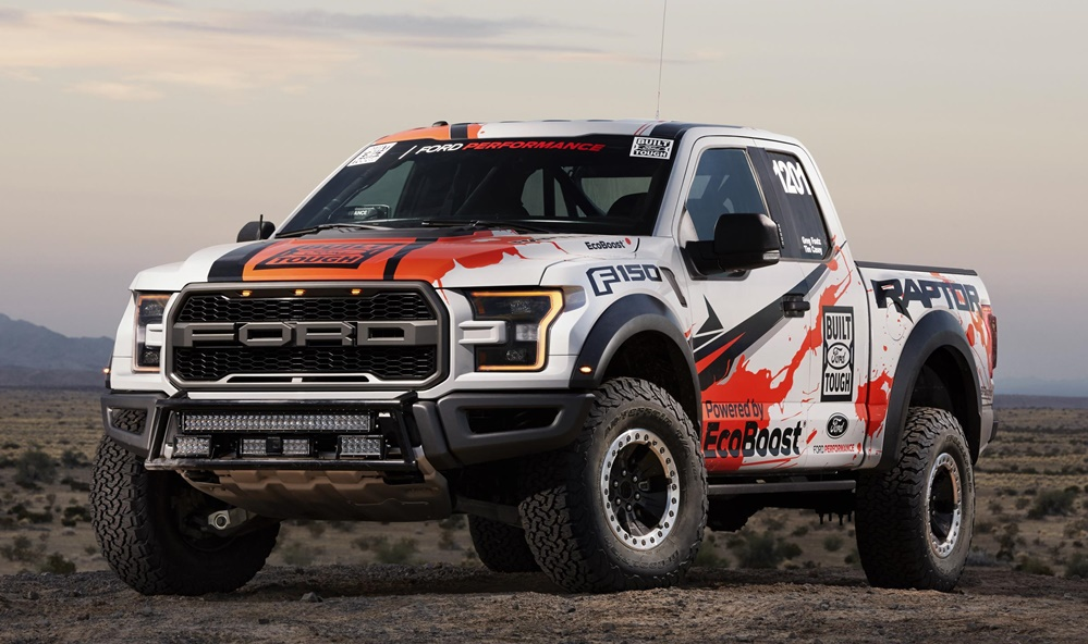 2017 Ford F 150 Raptor Completes Baja 1000 Test