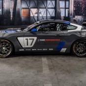 Ford Mustang GT4 2 175x175 at Official: Ford Mustang GT4 Race Car
