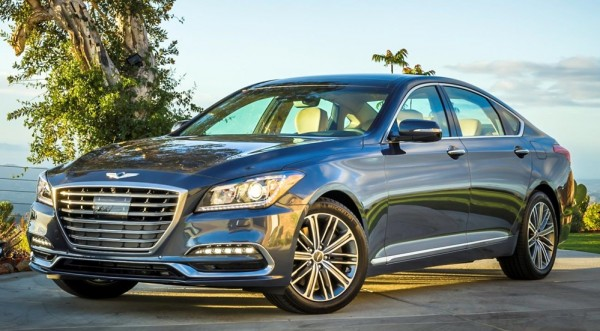 Genesis G80 2016 Meet Hyundai S Perception Of Luxury: Hyundai Genesis G80 Sport Bows At L.A. Auto Show