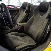 Giallo Inti Lamborghini Huracan Spyder-6