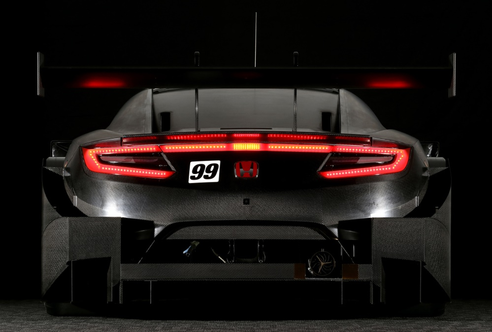 Honda NSX GT 3 175x175 at Honda NSX GT Set for 2017 Super GT Debut