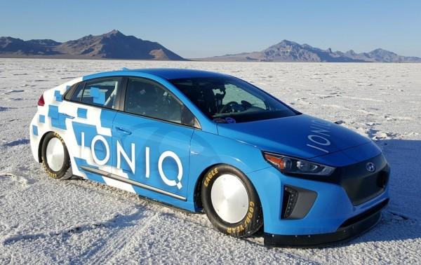 Hyundai Ioniq Speed Record-0