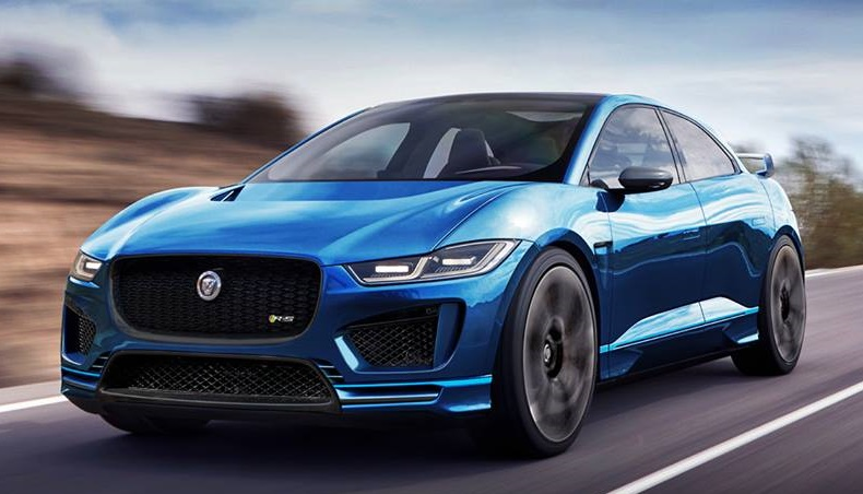 Stuff Of Wild Dreams Jaguar I Pace Rs