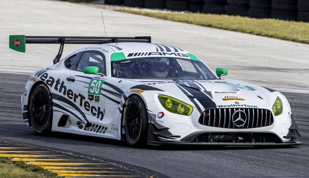 Mercedes Amg Gt3 To Compete In Imsa