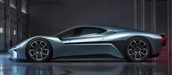 NIO EP9 3 600x263 at NextEV Unveils NIO EP9 Electric Supercar