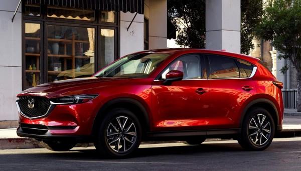 New Mazda CX-5-0