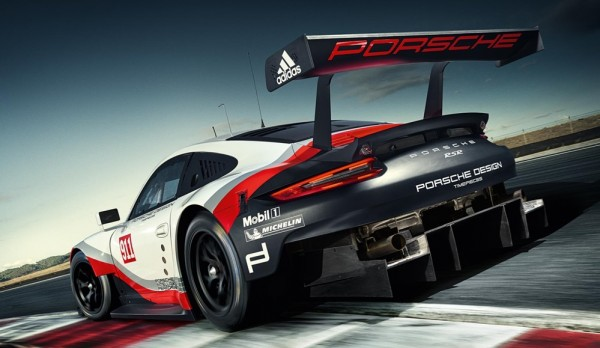 Porsche 991 RSR 0 600x348 at Porsche 991 RSR Officially Unveiled