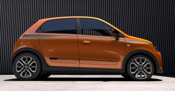 Renault Twingo GT Price 2 600x312 at Renault Twingo GT Priced from £13,755
