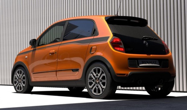 Renault Twingo GT Price 3 600x354 at Renault Twingo GT Priced from £13,755