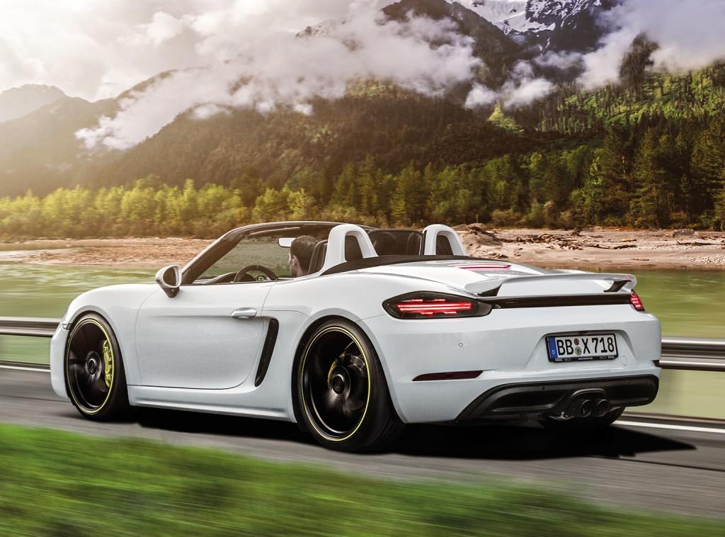 Preview Techart Porsche 718 Boxster