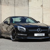VATH Mercedes SL65 AMG 4 175x175 at VATH Mercedes SL65 AMG Gets 700 PS