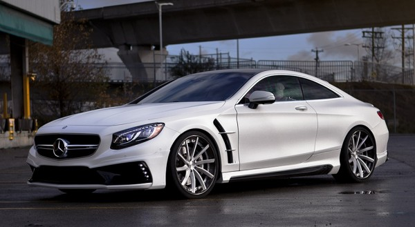 Wald Mercedes S63 Coupe SR-0