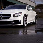 Wald Mercedes S63 Coupe SR-2
