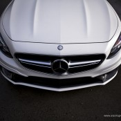 Wald Mercedes S63 Coupe SR-3