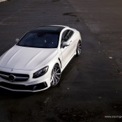 Wald Mercedes S63 Coupe SR-4