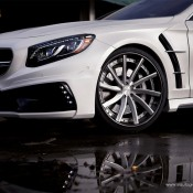 Wald Mercedes S63 Coupe SR-5