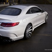 Wald Mercedes S63 Coupe SR-9