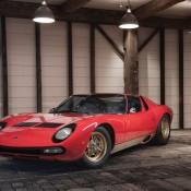 1971 Lamborghini Miura P400 SV-2