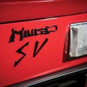 1971 Lamborghini Miura P400 SV-7