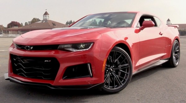 2017 Chevrolet Camaro ZL1 600x333 at Let's Go Deep on 2017 Camaro ZL1