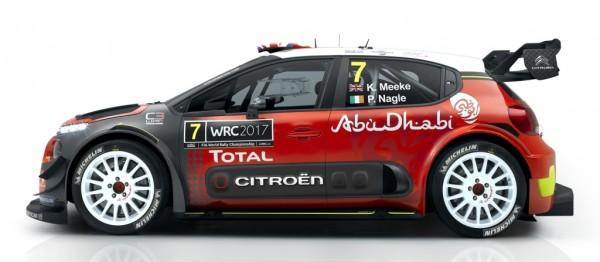 2017 Citroen C3 WRC-00