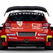 2017 Citroen C3 WRC-1
