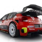 2017 Citroen C3 WRC-2