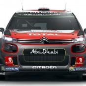 2017 Citroen C3 WRC-3