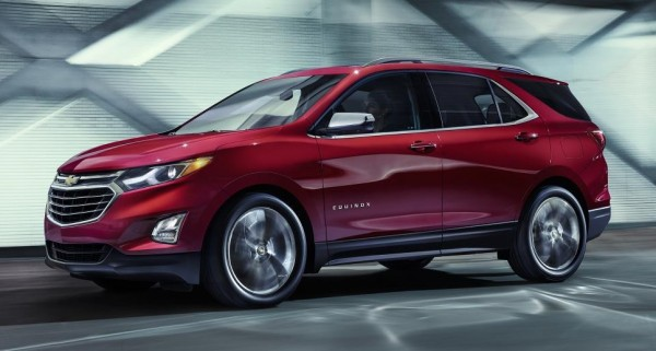 2018 Chevrolet Equinox 001 600x321 at 2018 Chevrolet Equinox – Pricing and Specs