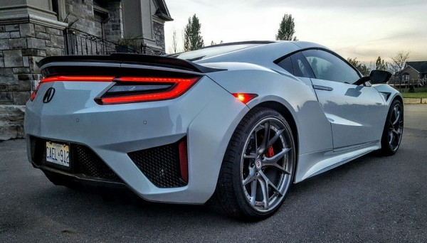 Acura NSX HRE WB 0 600x342 at Spotlight: Acura NSX on HRE Wheels
