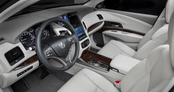 Acura RLX Sport Hybrid-3