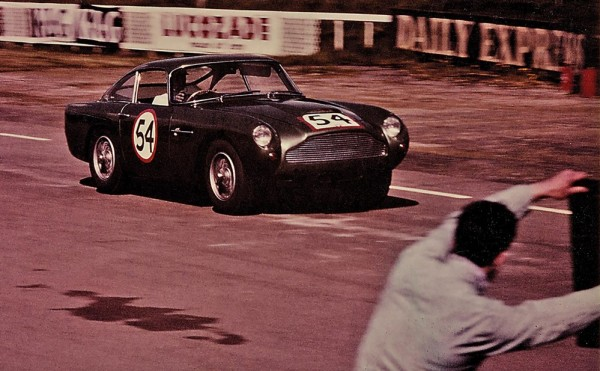Aston Martin DB4 GT Continuation 2 600x371 at Aston Martin DB4 GT Continuation Announced