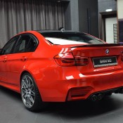 BMW M3 Competition Package Ferrari Red-21