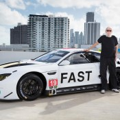 BMW M6 GTLM Art Car 2 175x175 at BMW M6 GTLM Art Car Unveiled at Art Basel