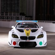 BMW M6 GTLM Art Car 4 175x175 at BMW M6 GTLM Art Car Unveiled at Art Basel