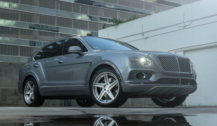 Bentayga MC Customs 0 at ADV1 Wheels Look Swell on Bentley Bentayga